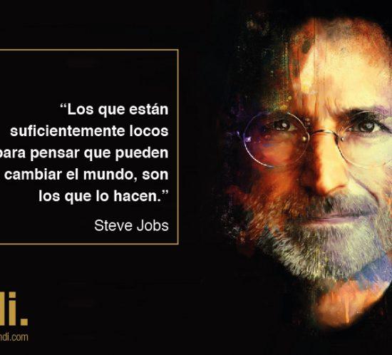 Steve Jobs.